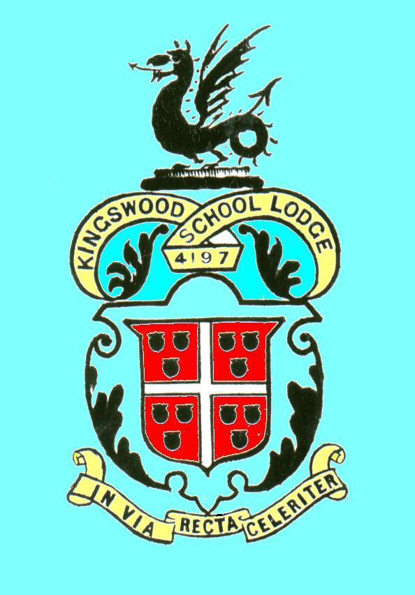 Kingswood School Lodge Crest